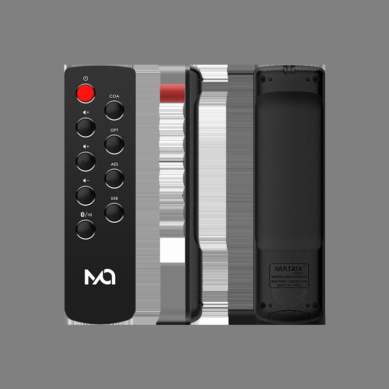 RM2 Remote Control